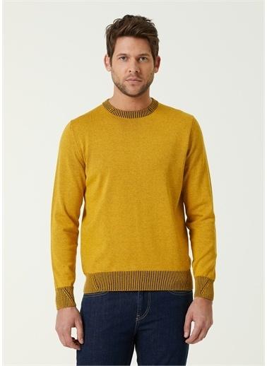Canali Sweatshirt Sarı